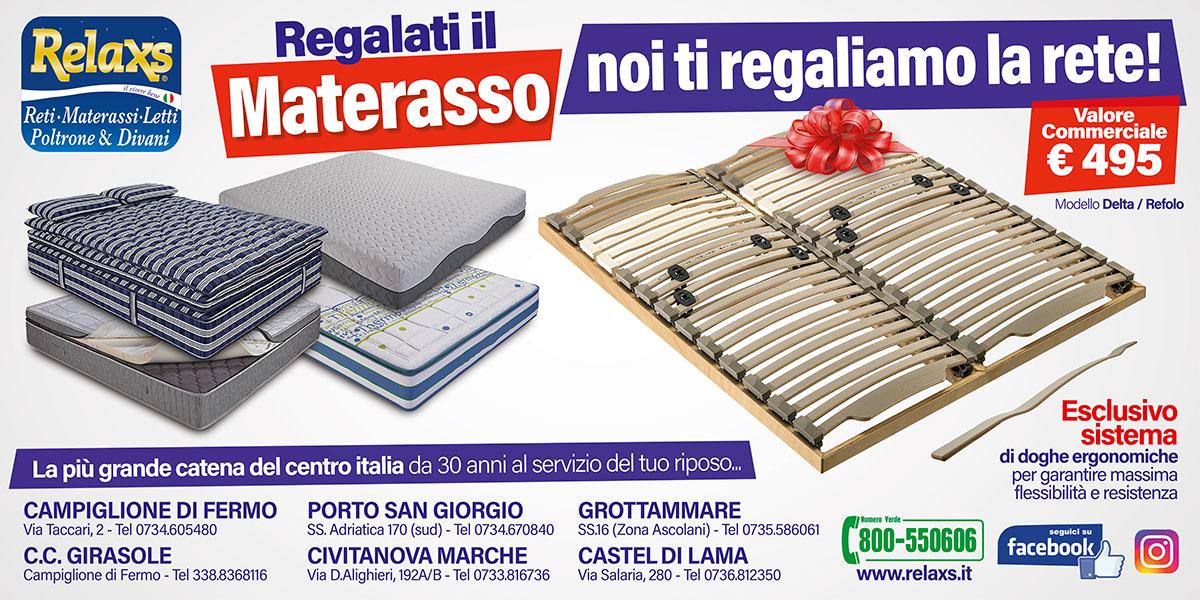 RELAXS – Gli Specialisti del Riposo | Reti, Materassi, Letti ...